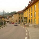 Provenendo da Bergamo